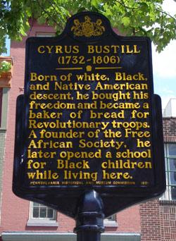 Cyrus-bustill-plaque