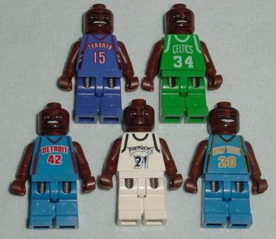 Light-skinned-ed Girl: Ethnic Legos - Revisited