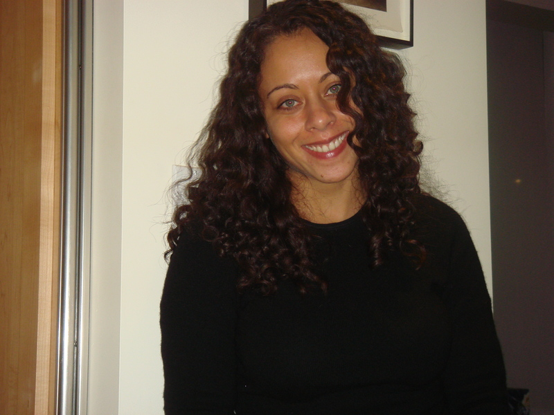 Light Skinned Ed Girl Curly Hair Fears And Voice